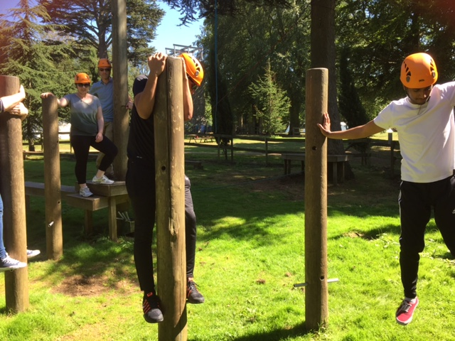 BPG - Where to Where Challenge at High Ashurst Outdoor Learning & Development Centre