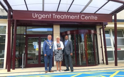 Crawley Hospital UTC Now Open