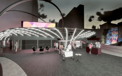 Old Street Iconic Gateway Call for Design Ideas, BPG Nexus longlisted