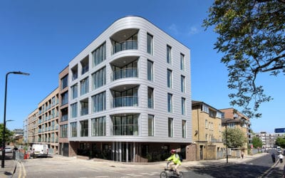 Overdraught House Haggerston Completion