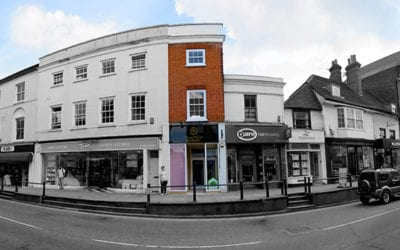 90 High Street, Dorking – New Bijou Residence
